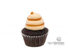 Cappuccino Cupcake & süßes Karamell Topping - Berlin Cupcakes