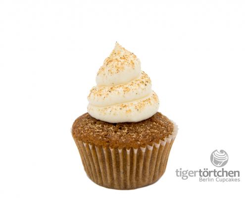 Chai Cupcake & Zitronen Creme vegan - Berlin Cupcakes
