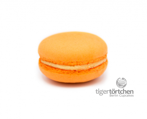 Macaron Orange-Rosmarin tigertörtchen Berlin