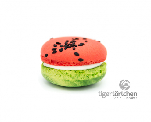 Macaron Wassermelone tigertörtchen Berlin