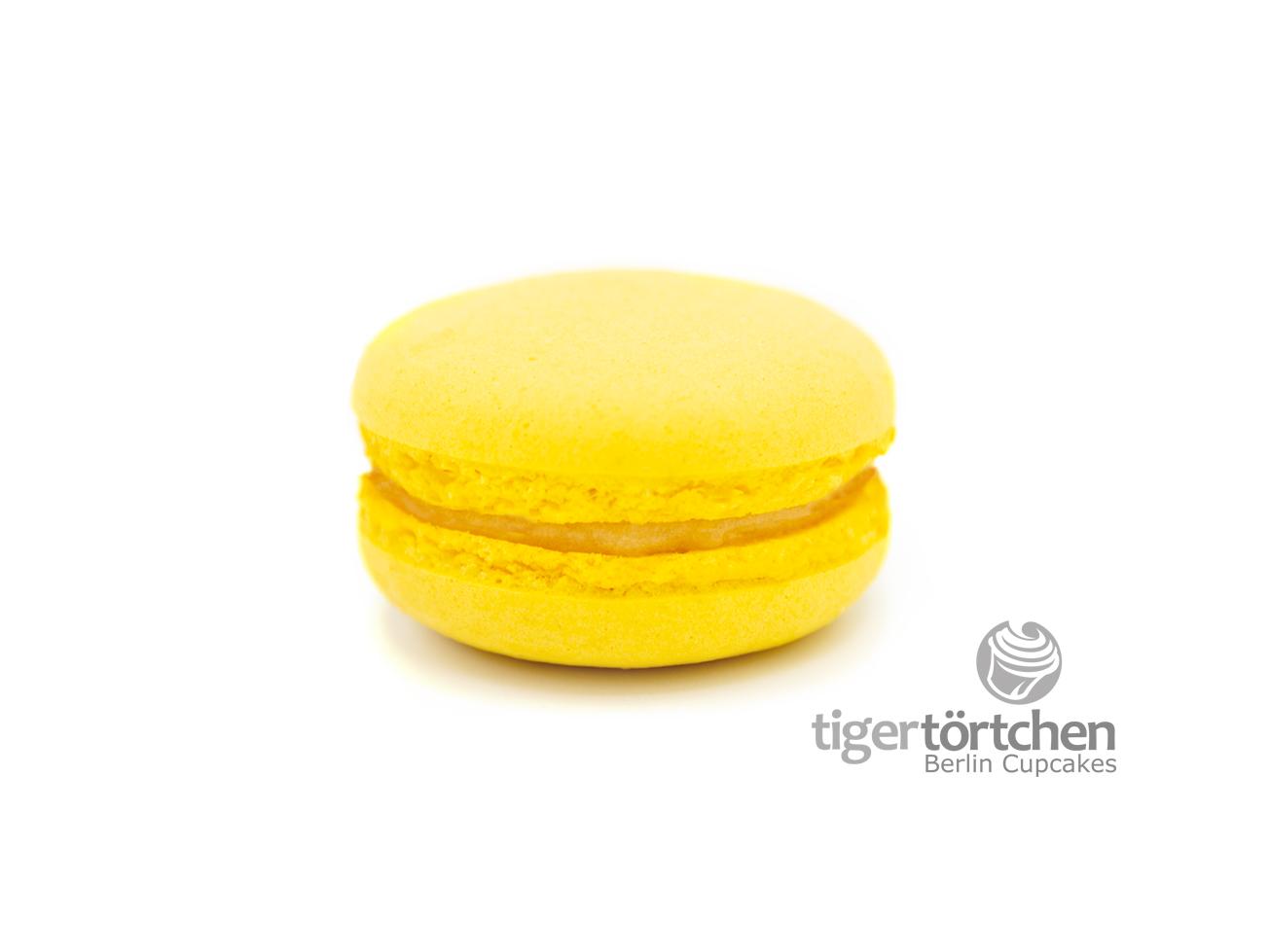 Macaron Zitrone-Basilikum tigertörtchen Berlin
