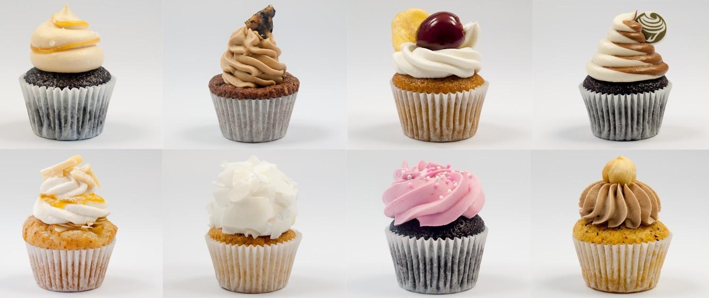 Cupcake Sorten Übersicht tigertörtchen