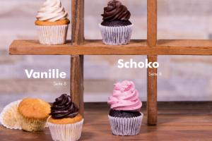 Cupcake Backkurs Backschule Berlin