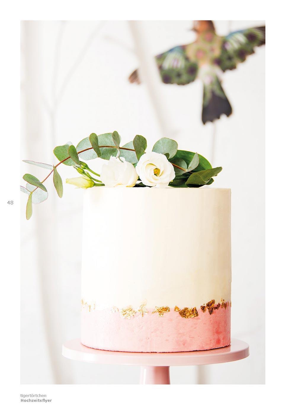 Design Torte Hochzeitstorte ausgefallen kleine Hochzeit