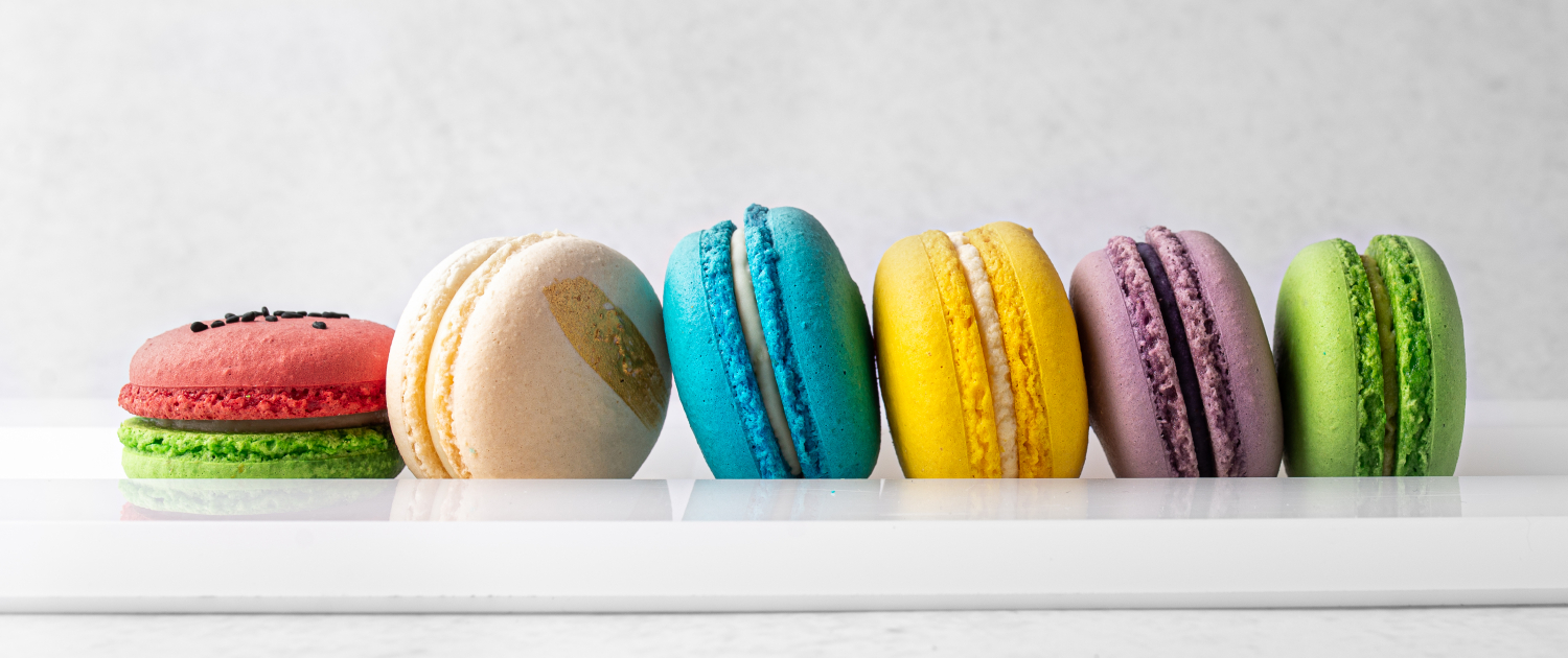 Maracon / Macarons Berlin Tigertörtchen