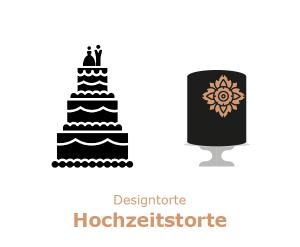 Hochzeitstorten und Designtorten in Berlin