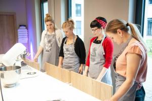 Cupcakes Backschule Berlin Geburtstag Geburtstagstorte