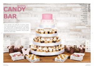 Moderne Hochzeitstorte - Seite 14-15: Candy-Bar / Sweet Table